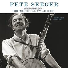 At the Village Gate - Vinile LP di Pete Seeger