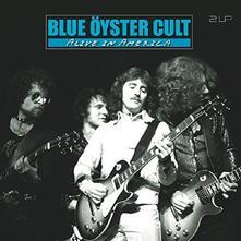 Alive in America - Vinile LP di Blue Öyster Cult