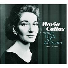 Sings Verdi at La Scala - Vinile LP di Maria Callas