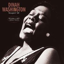At Newport '58 - Vinile LP di Dinah Washington