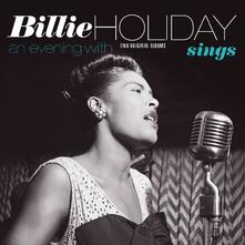 Sings - An Evening With - Vinile LP di Billie Holiday