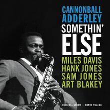 Somethin' Else - Vinile LP di Julian Cannonball Adderley