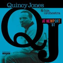 At Newport '61 - Vinile LP di Quincy Jones