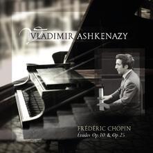 Etudes op.10 - op.25 (180 gr.) - Vinile LP di Fryderyk Franciszek Chopin,Vladimir Ashkenazy