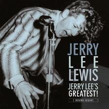 Jerry Lee Lewis (HQ) - Vinile LP di Jerry Lee Lewis
