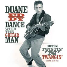 Dance with the Guitar Man - Vinile LP di Duane Eddy