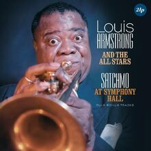 Satchmo at Symphony Hall - Vinile LP di Louis Armstrong