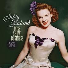 Miss Show Business (180 gr.) - Vinile LP di Judy Garland