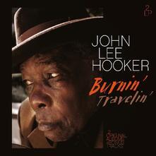Burnin' - Travelin' (180 gr.) - Vinile LP di John Lee Hooker