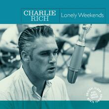 Lonely Weekends - Vinile LP di Charlie Rich
