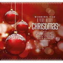 Wishing You a Very Merry Christmas - Vinile LP