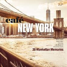 Café New York. 38 Manhattan Memories - Vinile LP