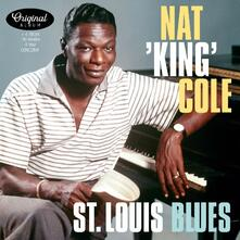 St. Louis Blues (180 gr.) - Vinile LP di Nat King Cole