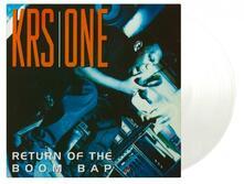 Return of the Boom Bap - Vinile LP di Krs-One