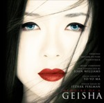 Cover CD Memorie di una geisha