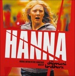 Cover CD Colonna sonora Hanna