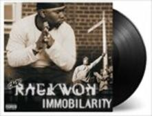 Immobilarity (180 gr. + Gatefold Sleeve) - Vinile LP di Raekwon