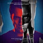 Cover della colonna sonora del film Batman V Superman: Dawn of Justice
