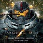 Cover CD Colonna sonora Pacific Rim