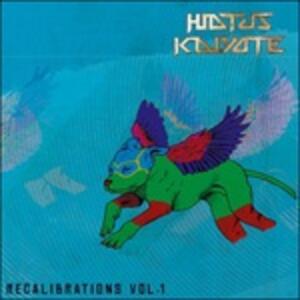 Recalibrations vol.1 - Vinile 10'' di Hiatus Kaiyote