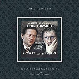 A Pure Formality (Colonna Sonora) - Vinile LP di Ennio Morricone