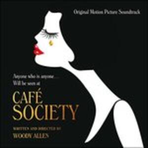 Cafe Society (Colonna Sonora) - Vinile LP