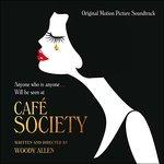 Cover CD Café Society