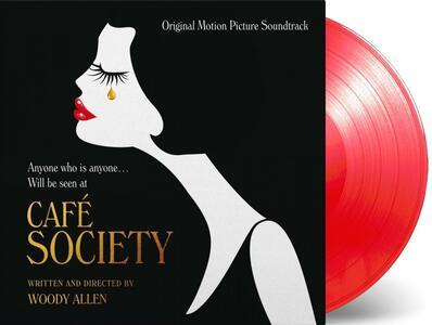 Cafe Society (Colonna Sonora) - Vinile LP - 2