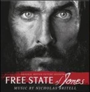 Free State of Jones (Colonna Sonora) - Vinile LP