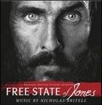 Cover della colonna sonora del film Free State of Jones