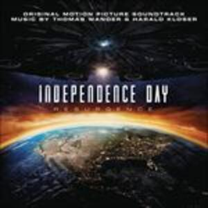 Independence Day Resurgence (Colonna Sonora) - Vinile LP di Harald Kloser,Thomas Wander
