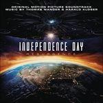 Cover della colonna sonora del film Independence Day - Rigenerazione