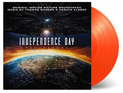 Independence Day Resurgence (Colonna Sonora) - Vinile LP di Harald Kloser,Thomas Wander - 2