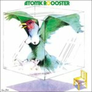 Atomic Rooster - Vinile LP di Atomic Rooster