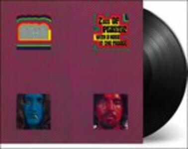 2 Oz's of Plastic With a Hole in the Middle - Vinile LP di Man