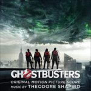 Ghostbusters 2016 (Colonna Sonora) - Vinile LP