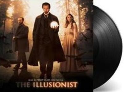 The Illusionist (Colonna Sonora) - Vinile LP di Philip Glass - 2