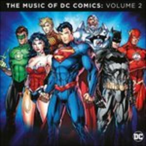 The Music of Dc Comics vol.2 (Colonna Sonora) - Vinile LP