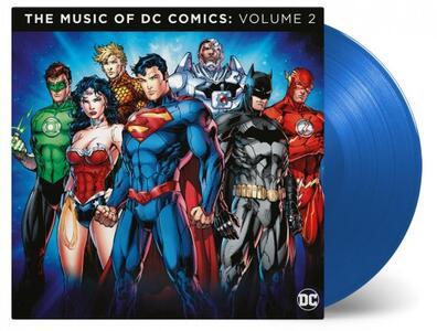 The Music of Dc Comics vol.2 (Colonna Sonora) - Vinile LP - 2
