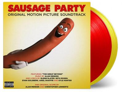 Sausage Party (Colonna Sonora) - Vinile LP di Alan Menken,Christopher Lennertz - 2