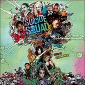 Suicide Squad (Colonna Sonora) - Vinile LP di Steven Price