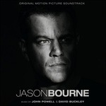 Cover CD Colonna sonora Jason Bourne