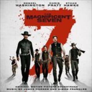 Magnificent Seven (Colonna Sonora) - Vinile LP