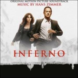 Inferno (Colonna Sonora) - Vinile LP di Hans Zimmer