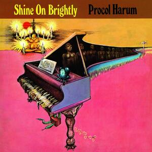 Shine on Brightly - Vinile LP di Procol Harum