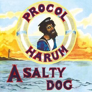 Salty Dog - Vinile LP di Procol Harum