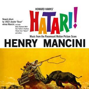 Hatari! (Colonna Sonora) - Vinile LP di Henry Mancini