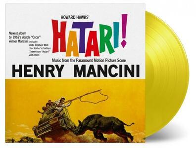 Hatari! (Colonna Sonora) - Vinile LP di Henry Mancini - 2