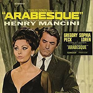 Arabesque (Colonna Sonora) - Vinile LP di Henry Mancini