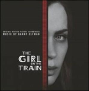 The Girl on the Train (Colonna Sonora) - Vinile LP di Danny Elfman